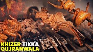 BEST MUTTON BBQ & KARAHI | DAL CHAWAL | GUJRANWALA STREET FOOD | HUGE VARIETY TIKKA | PAKISTAN screenshot 3