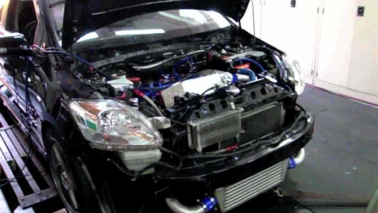 World's First 500 WHP Toyota Vios Turbo
