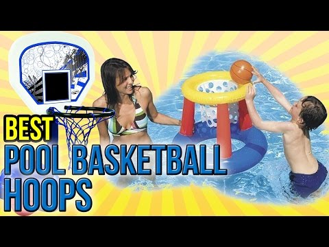 10 Best Pool Basketball Hoops 2016