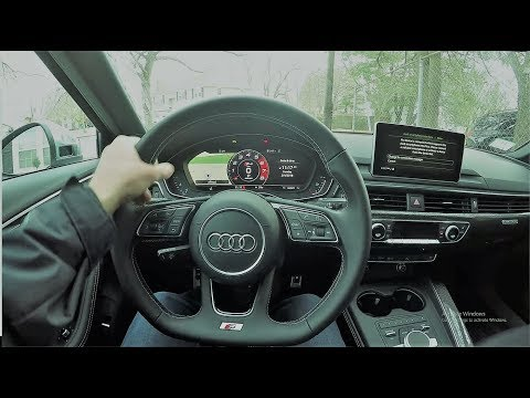 Five things I LOVE about my 2018 Audi S4!