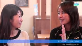 Feel SHONAN Interviewの第8回、児島 玲子さんへのインタビューです。