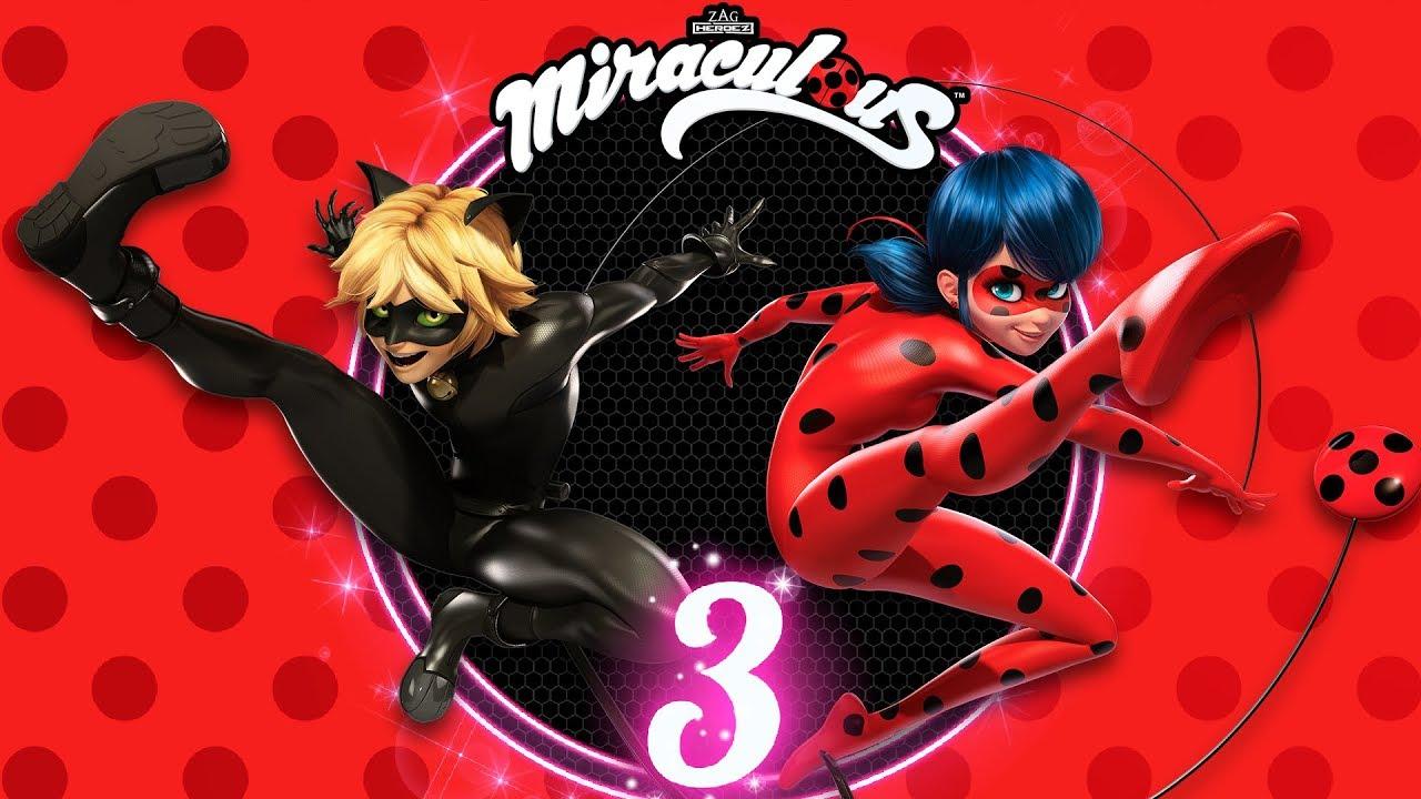 Download MIRACULOUS | SEASON 3 - TRAILER | Tales of Ladybug & Cat Noir