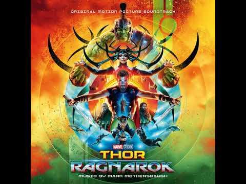 3. Thor: Ragnarok - Thor Ragnarok (Original Motion Picture Soundtrack)