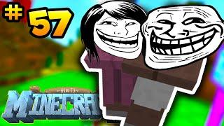 How to Minecraft: MY VILLAGERS WERE PRANKED! (57) - w/ PrestonPlayz