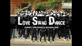 Love Swag Dance [L.S.D] | Dance Extravaganza 2019 | 1st-Runners up Christ University