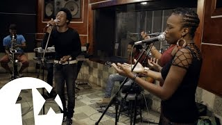 Romain Virgo performs Star Across The Sky for 1Xtra in Jamaica