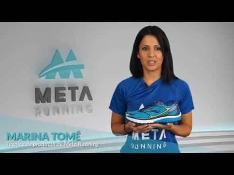 Review zapatilla running Brooks Ghost 7 (mujer)