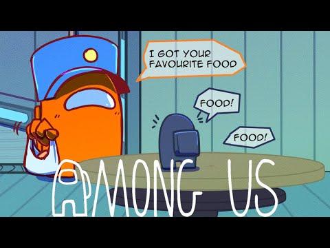 Hungry Mini Impostor And Their Hard-Working Mom - Part 1 | Among Us Comic Dub
