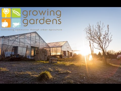 Growing Gardens; An Organic Sustainable Farm