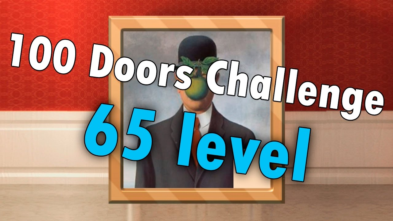 65 Uroven 100 Doors Challenge 100 Dverej Vyzov Prohozhdenie Youtube