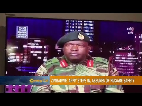 Army takes charge in Zimbabwe [The Morning Call]