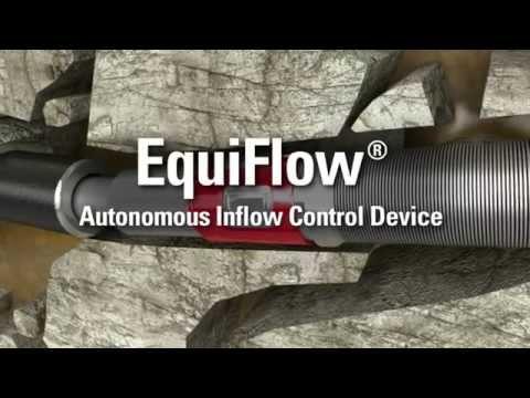 EquiFlow® Autonomous Inflow Control Device From Halliburton