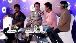 Shivrajkumar shares his first meeting with Ulganayakan Kamal Hassan at MEBC 2013