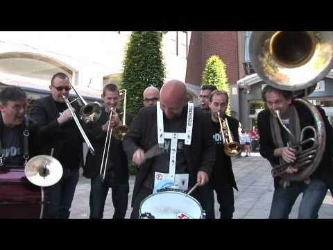 JayDee Brass Band at City of Derry Jazz and Big Band Festival 2011