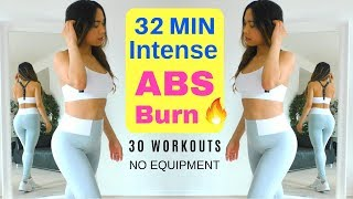 25 Days Flat Belly For Beginners anhfit workout video