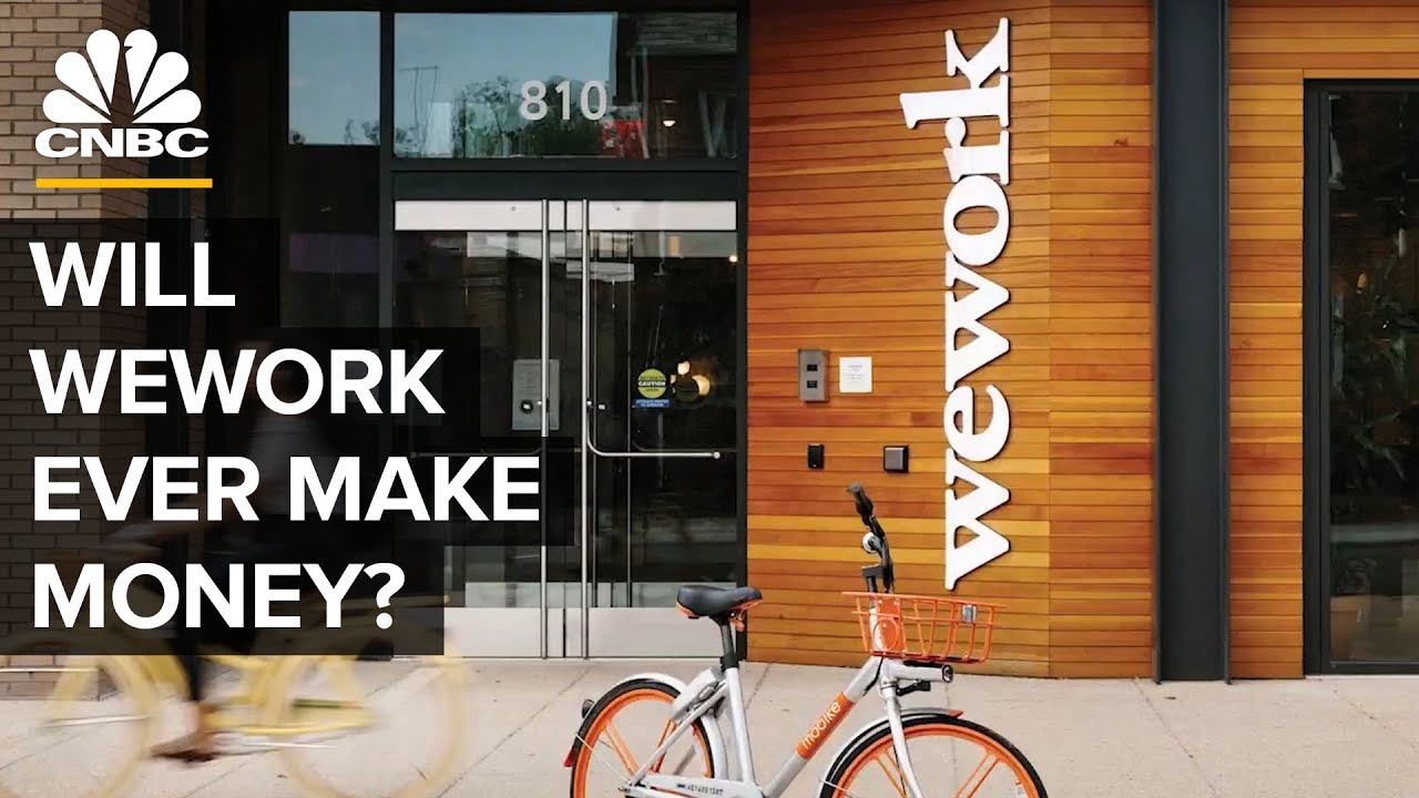 Why wework ipo failed