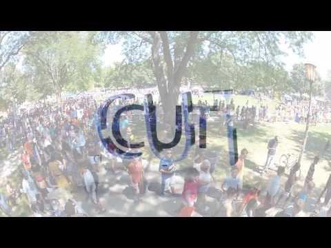 Champaign-Urbana Trickers UIUC Quad Day 2013