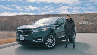 2018 Buick Enclave Avenir Review: Back To Modern Standards