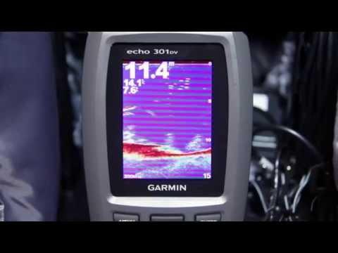 Garmin Echo 301 dv эхолот