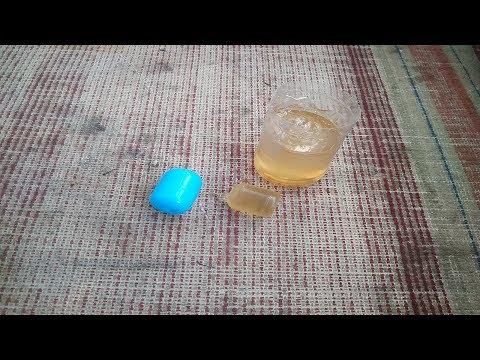 Получение силикона в домашних условиях