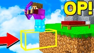 THIS WILL CHANGE BED WARS FOREVER! (Minecraft Trolling)