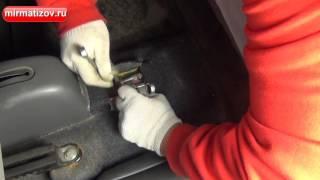 Стояночный тормоз: регулировка ручника.