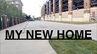 My New Home! / Division 1 College Running!