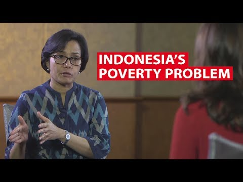 Indonesia's Poverty Problem: Interview with Sri Mulyani Indrawati | Insight | CNA Insider