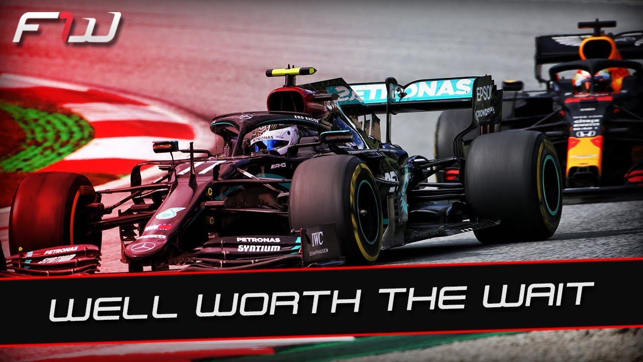 The Final Word: F1's Return Was Well Worth The Wait