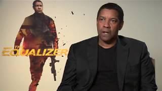 Denzel Washington Talks The Equalizer 2 on Plan B