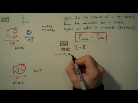 law of conservation of energy problems