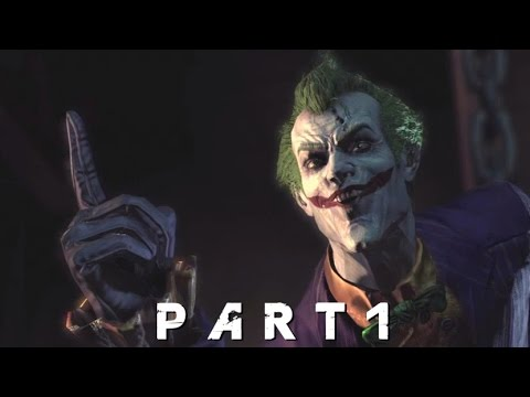 Batman Arkham Asylum Walkthrough Gameplay Part 1-Welcome to the Mad house (Xbox 360) from YouTube · Duration:  23 minutes 23 seconds