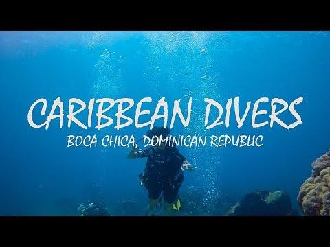 Caribbean Divers, Boca Chica Dominican Republic