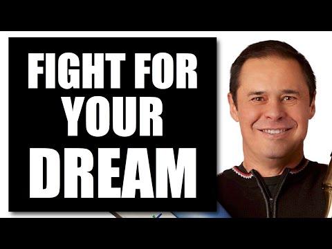 Sales Kickoff Motivational Keynote Speaker Ruben Gonzalez on Fighting for what You Believe