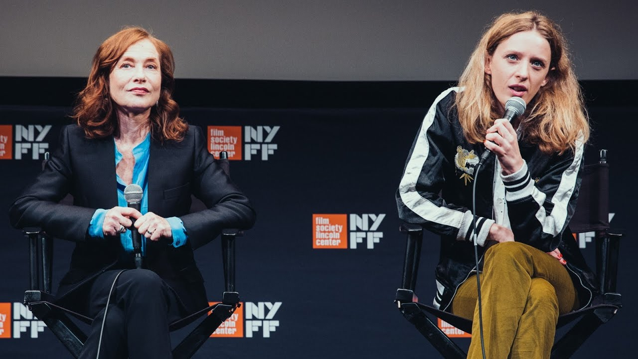 'Things To Come' Q&A | Mia Hansen-Løve & Isabelle Huppert | NYFF54