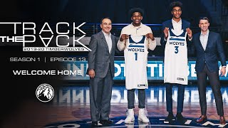 Get a behind the scenes glimpse into timberwolves war room as gersson rosas and front office prepare for nba draft ultimately se...