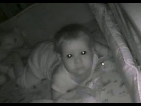 "Mom Hears Man Say ""Wake Up"" on Baby Monitor. Then Realizes She Never Heard This Voice Before"