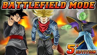 Ça commence à devenir chaud ! 5e édition Batteflied Mode ! Dokkan Battle