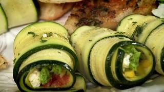 Блюда из цуккини - Готовим вместе - Интер