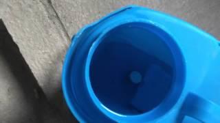 Бак для воды с электронасосом (ч. 1)(Обзор Бака для воды с электронасосом, применяемый для бесперебойной подачи воды при алмазной резке и бурен..., 2016-02-08T17:22:57.000Z)