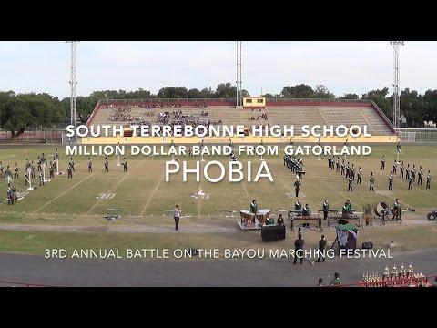 Battle on the Bayou Marching Festival...South Terrebonne High School
