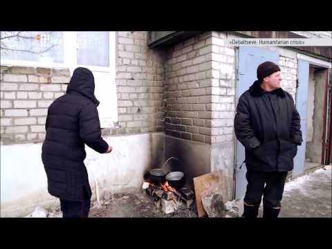 What It's Like To Get Trapped Inside Devastating Debaltseve Battle In East Ukraine