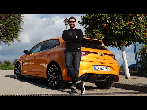 NEW Renault Megane RS The Hottest Of Hot Hatches