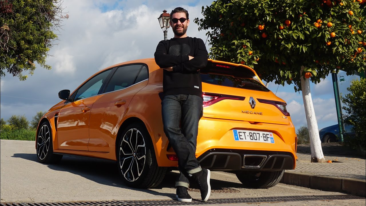 NEW Renault Megane RS - The Hottest Of Hot Hatches? Video