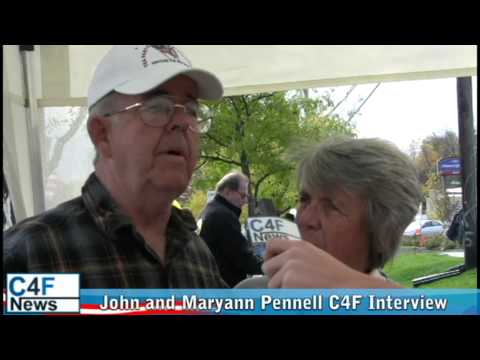 John and Maryann Pennell C4F-Interview