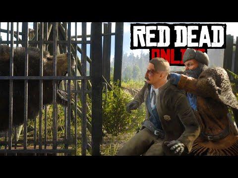 The Last Legendary Bounty Hunt! Yukon Nik! Red Dead Online Bounty Hunter Update