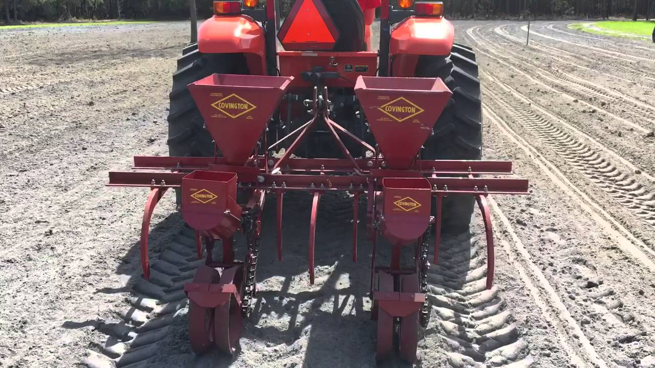 Covington Planter Youtube