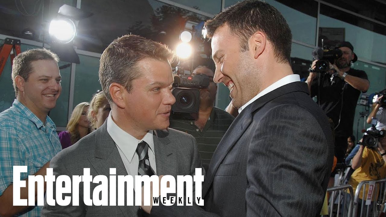Matt Damon And Ben Affleck's Company To Adopt Inclusion Riders | News Flash | Entertainment Weekly