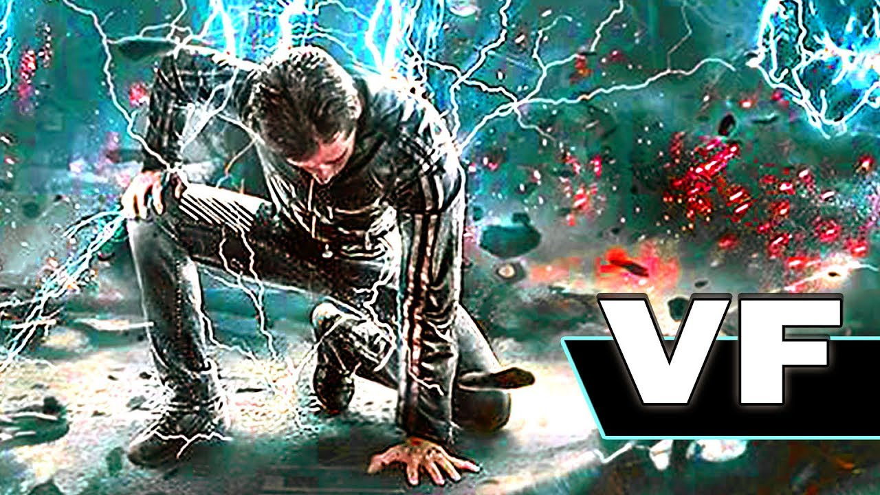HIGHER POWER Bande Annonce VF (2018) Science Fiction