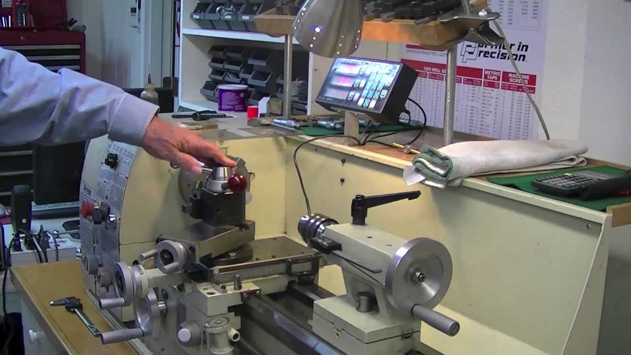 Grizzly G0602 Lathe Improvements By Jim Schroeder Youtube